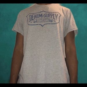 Ralph Lauren Vintage Denim & Supply Tee